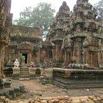 Temple shot