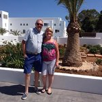 very happy Rocador holidaymakers