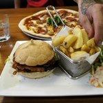 Chicken Burger !