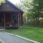 yr round cabin with all amenities