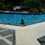 Pool at the Inna