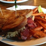 The Reuben @ The Old Court Irish Pub & Restaurant, 29 Central St, Lowell, MA