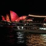 Our Opera House shines for Vivid Sydney 2014