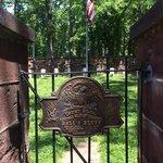 Union Cemetery at Ball's Bluff Battlefield