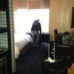 Room from doorway