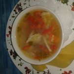FRESH FISH SOUP ARUBAN STYLE