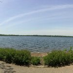 a panoramic view by 2021 East Lake Harriet Parkway