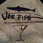 Joe Fish Seafood Restaurant & Bar, 1120 Osgood St, North Andover, MA