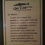 The Mission @ Joe Fish Seafood Restaurant & Bar, 1120 Osgood St, North Andover, MA