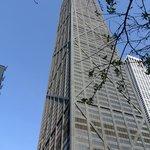 John Hancock Ctr. skyscraper