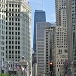 view of Magnificent Mile