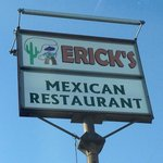 "E""rick's Mexican Restaurant"" name incorrect on Trip Advisor!!  Oops!"