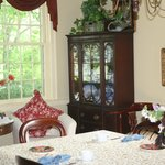 Second photo of dining room