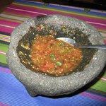 My salsa