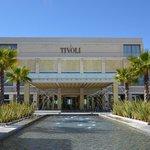 Entrada do hotel Tivoli Victoria-Algarve