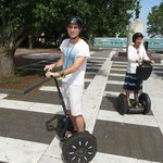 Philly by Segway - an easy and fun family adventure