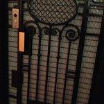 Elevator door. :)