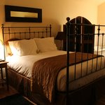 Chamberlin Inn: Honeymoon Suite