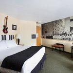 Mutual Musicians Foundation (KC Jazz) Themed Room