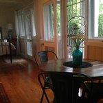 Garden View suite - Brentwood B&B.