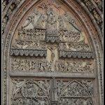 Портал церкви св. Лоренца
