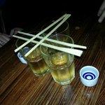 Sake bomb!