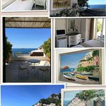 Our stay @ Positano
