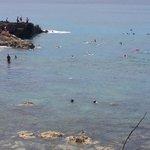 The heavenly snorkel spot