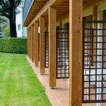 Hotelroooms with Garden