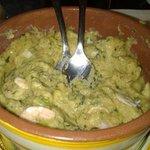 Bread porridge