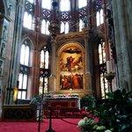 ここの一番の見所  主祭壇