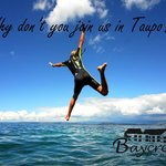Why don't you join us in Taupo