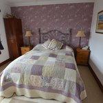 Downstairs double en suite Bedroom