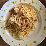 25 Maggio - Spaghetti alla Granseola