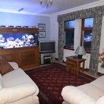 Guest Lounge Home Farm B&B