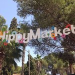 Es Cana hippy market is a must x