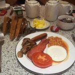 Yummy... Full English breakfast