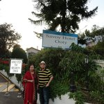 At The Taj Savoy Ooty