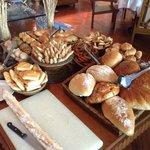Brunch Bread Selection