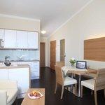 Kompfort 2-Zimmer-Appartement