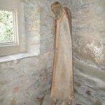 ..scultura in legno S. Francesco..
