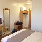 Pretty standard Ibis bedroom