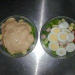 chef sallad