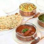 Indian food-naans