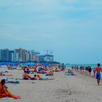 The long beaches