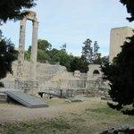 アルルの古代劇場