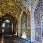 Sheikh Lotfollah Mosque_intrance