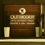 Outrigger Reception