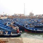 Haventje van Essaouira