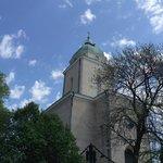 a church built by russians